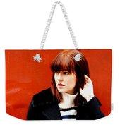 Quinn Cooper Weekender Tote Bag