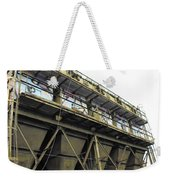Quintuple Industrial Repeat Weekender Tote Bag