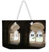 Quire Aisle Weekender Tote Bag