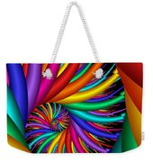 Quite Different Colors -16- Weekender Tote Bag