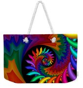 Quite Different Colors -17- Weekender Tote Bag