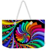 Quite Different Colors -18- Weekender Tote Bag