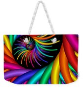 Quite Different Colors -20- Weekender Tote Bag