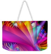 Quite In Different Colors -1- Weekender Tote Bag