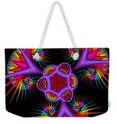 Quite In Different Colors -2- Weekender Tote Bag