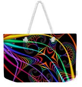 Quite In Different Colors -3- Weekender Tote Bag