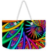 Quite In Different Colors -4- Weekender Tote Bag