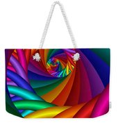 Quite In Different Colors -6- Weekender Tote Bag