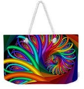 Quite In Different Colors -7- Weekender Tote Bag