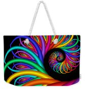 Quite In Different Colors -8- Weekender Tote Bag