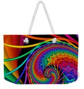 Quite In Different Colors -9- Weekender Tote Bag