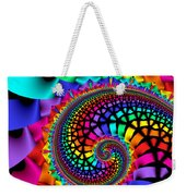 Quite In Different Colours -13- Weekender Tote Bag
