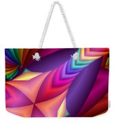 Quite In Different Colours -15- Weekender Tote Bag