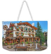 Quite Possibly The Most Expensive And Luxurious Ski Resort In The World, Vail, Colorado  Weekender Tote Bag