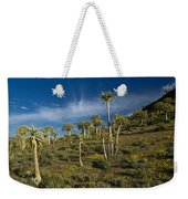 Quiver Tree Forest Weekender Tote Bag