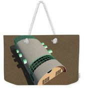 Quonset Twenty Ten Weekender Tote Bag