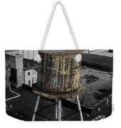 Water Tower Weekender Tote Bag