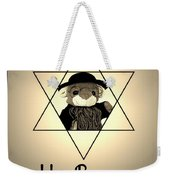 Rabbi T's He-brew Weekender Tote Bag