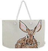 Rabbit 4 Weekender Tote Bag