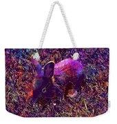 Rabbit Animal Baby Rabbit Bunny  Weekender Tote Bag