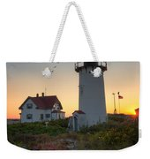 Race Point Lighthouse 2015 Weekender Tote Bag