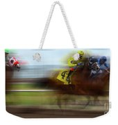Racetrack Dreams 1 Weekender Tote Bag