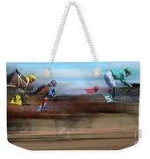 Racetrack Dreams 2 Weekender Tote Bag