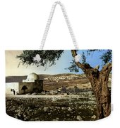 Rachel Tomb In Bethlehem Weekender Tote Bag