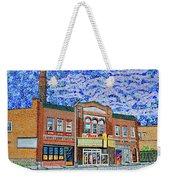 Racine, Wisconsin Weekender Tote Bag