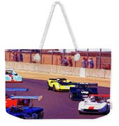 Racing At Laguna Seca Weekender Tote Bag
