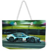 Racing Car Weekender Tote Bag