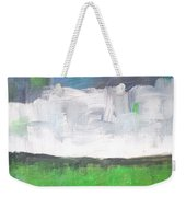 Racing Clouds Weekender Tote Bag