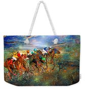 Racing Energy II Weekender Tote Bag