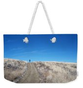 Racing Over The Horizon Weekender Tote Bag