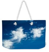 Racing Star Weekender Tote Bag
