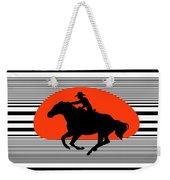 Racing The Wind Weekender Tote Bag