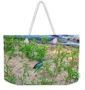 Racing To The Edge Weekender Tote Bag