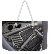 Radial Power Weekender Tote Bag