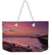 Radiant Sky Weekender Tote Bag