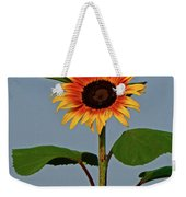 Radiant Sunflower Weekender Tote Bag