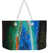 Radiating Colors Weekender Tote Bag