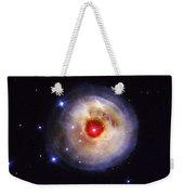 Radiation From A Stellar Burst Weekender Tote Bag
