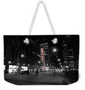 Radio City Colors Weekender Tote Bag