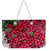 Radishes Weekender Tote Bag