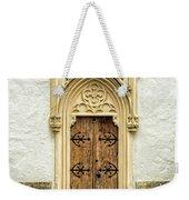 Radovljica Church Door Weekender Tote Bag