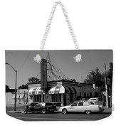 Raifords Disco Memphis A Bw Weekender Tote Bag