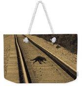 Railroad Bandit Weekender Tote Bag