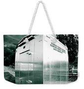 Railroad Box 86 Weekender Tote Bag