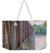 Railroad Bridge14 Weekender Tote Bag