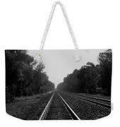 Railroad To Nowhere Weekender Tote Bag
